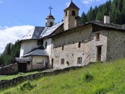 Visite de la chapelle des Vernettes