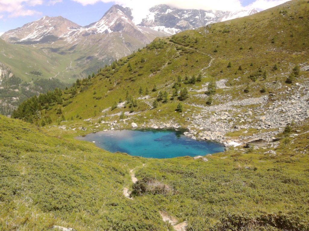 Lac de L'Etroit Peisey