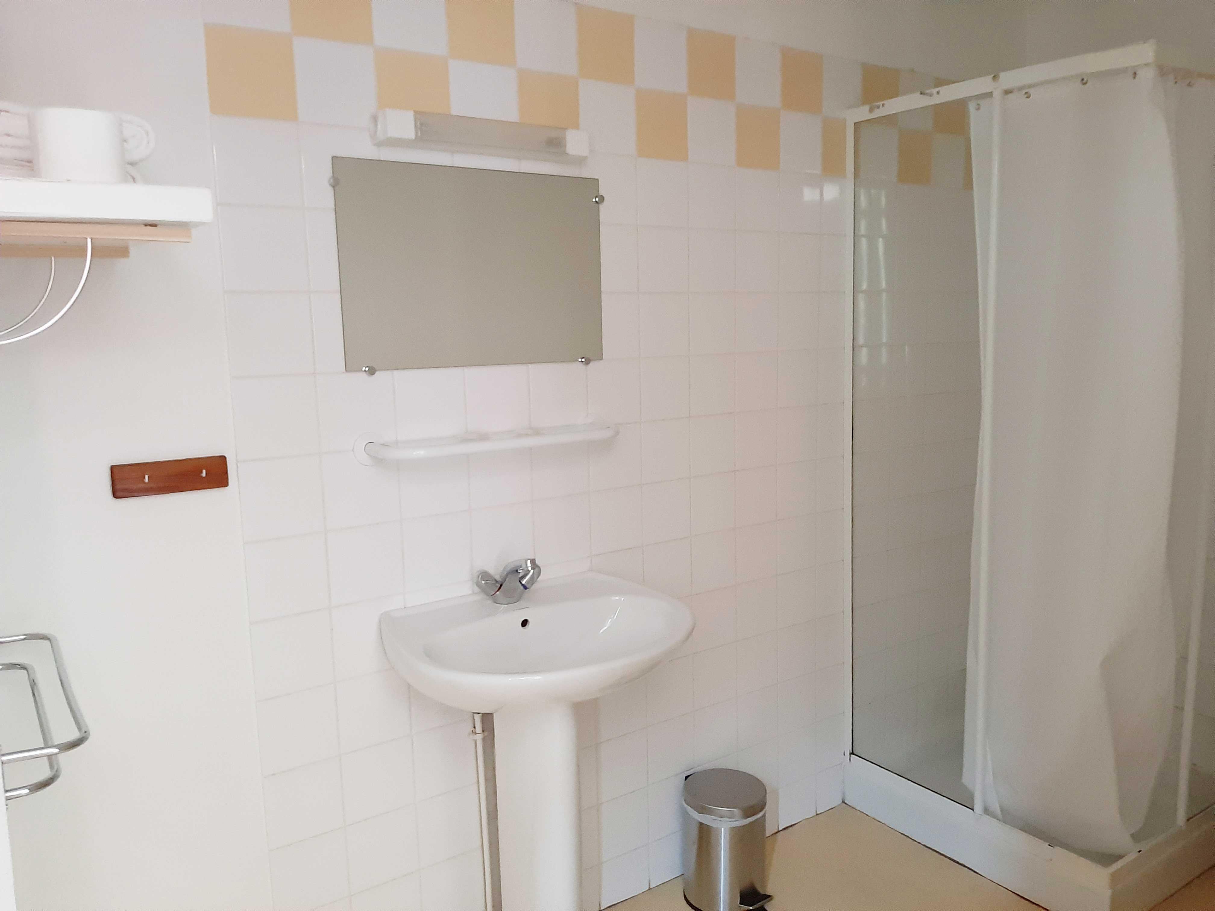 salle de bain au Bon Air